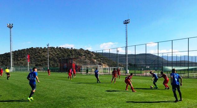 Kombëtarja U-17 e Kosovës e mposht Azerbajxhanin