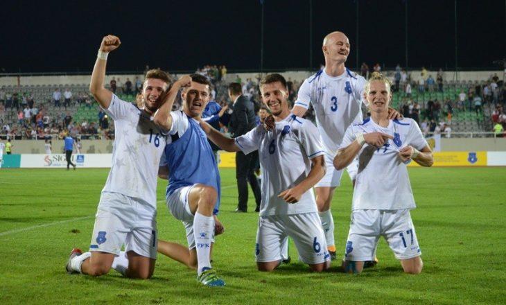 Përfaqësuesja U21 e bindur në fitore kundër Izraelit