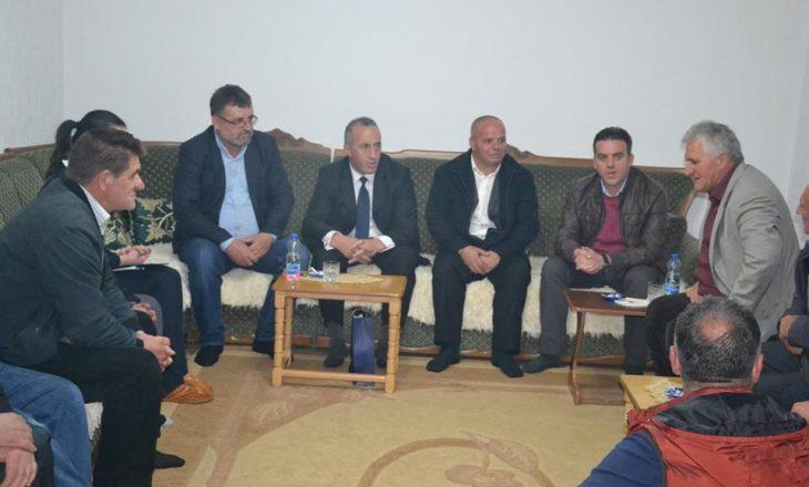 Smajl Latifi u shoqërua nga Haradinaj në fushatën për Rahovecin