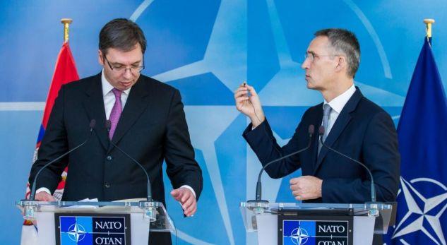 Kërkesa e Vuçiqit ndaj Sekretarit të NATO-s për Kosovën