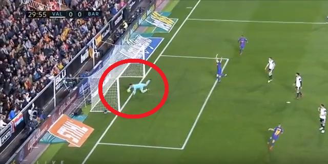 Messi shënon supergol – nuk i pranohet nga gjyqtarët [Video]