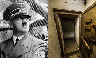 Gjendet bunkeri i fundit i Hitlerit