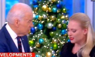 Biden me fjalë emocionuese për McCain