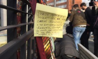 Për kravata, këmisha edhe me shty kerre kryeministri e ka popullin
