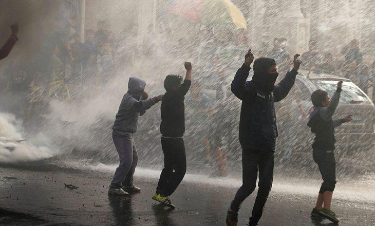 Tensionohet situata, protesta të dhunshme në Bregun Perëndimor