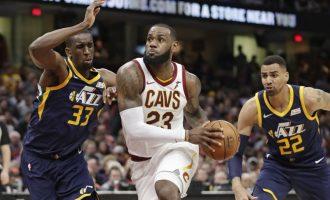 Fitojnë Cavs, përgjigjen Celtics, Rockets pa rivalë në Perëndim