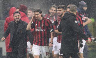 Milani shënon fitoren e parë nën drejtimin e Gattusos [Video]