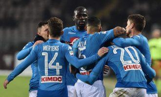 Napoli shfrytëzon humbjen e Interit, merr kryesimin e Serie A