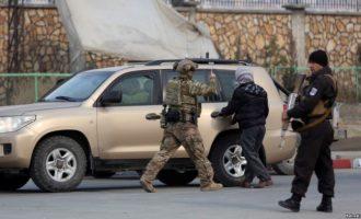 Sulm afër një agjencie të inteligjencës në Kabul