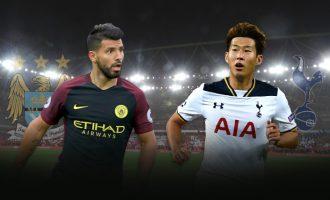 Formacionet zyrtare: Manchester City – Tottenham [Foto]