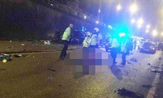 Aksident i rëndë në Birmingham, të paktën 6 të vdekur