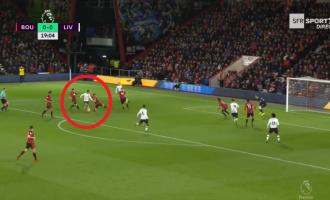 Coutinho shënon gol spektakolar për Liverpoolin [Video]