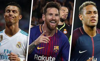 Formacioni më i mirë deri tani i top 5 ligave evropiane [Foto]