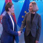 Brnabiq kërkon siguri nga BE-ja për formimin e Asociacionit në Kosovë