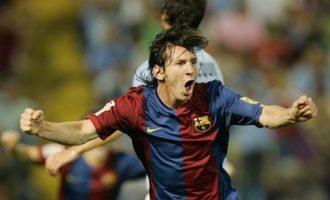 Messi me fjalë të pabesueshme për Chelsean si 19-vjeçar në vitin 2006