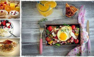 Pesë ushqimet më të mira për mëngjes