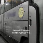 """Autobusi i agjencionit """"Mimoza 93"""" kapet me 110 kg drogë në Hungari (video)"""