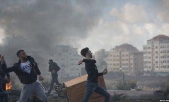 Ushtarët izraelitë i kanë vrarë 4 palestinezë në protestat për Jerusalemin