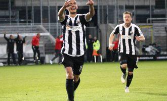"""Mbrojtësi i Kosovës shënon gol """"alla Ronaldo"""" në Gjermani [video]"""