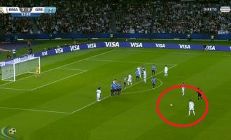 Ronaldo me super gol e kalon në epërsi Realin [Video]