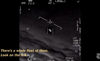Zbulohet programi sekret i SHBA-ve për UFO