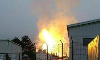 Shpërthimi në Austri, Italia shpall gjendjen e emergjencës