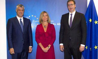 Kosova pret njohjen e ndërsjellë në fazën e fundit të dialogut me Serbinë