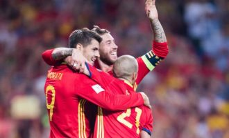 """""""Spanja në rrezik të mbetjes jashtë kampionatit botëror"""""""