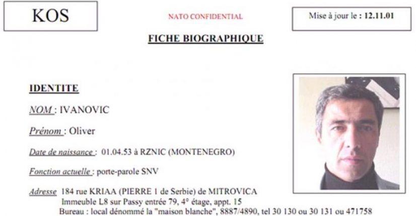 Profil: E kaluara kriminale e politikanit të moderuar Ivanoviq