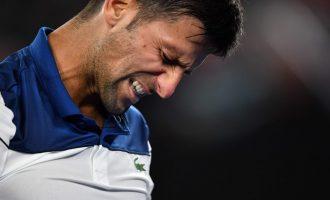 Eliminohet Djokovic
