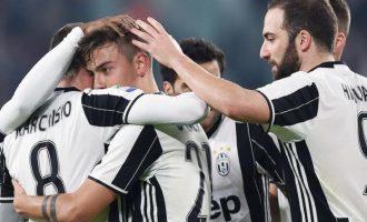 Formacionet zyrtare: Juventus – Genoa