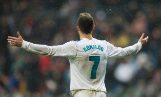 Ronaldo lihet jashtë ekipit të Realit