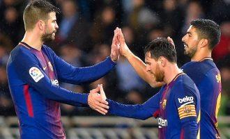 Formacioni i javës në La Liga dominohet nga futbollistët e Barcelonës