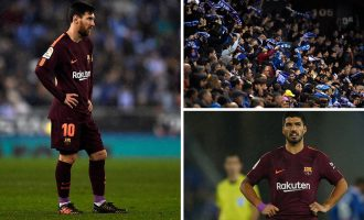 Espanyoli i dha fund ecurisë së 29 ndeshjeve pa humbje të Barcelonës