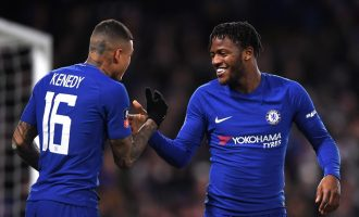 Chelsea kalon në rundin tjetër të kupës pas penalltive