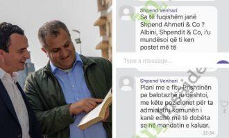 Krahu i Albin Kurtit në Prishtinë nuk e donte fitoren e Ahmetit pa balotazh