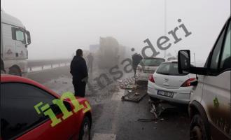 Detajet e fundit nga aksidenti në dalje të Fushë – Kosovës