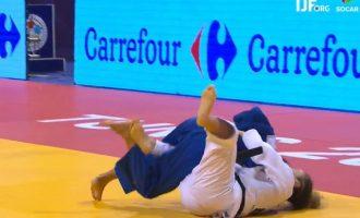 Distria Krasniqi e argjendtë në Grand Prix të Tunizisë