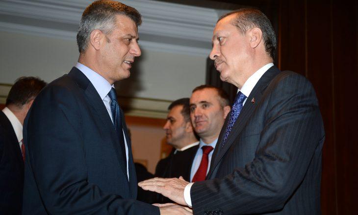 Thaçi dhe Erdogan me lobues të njëjtë në Shtetet e Bashkuara