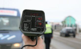 Numri i dënimeve që Policia ka shqiptuar për shoferët që nga 1 janari