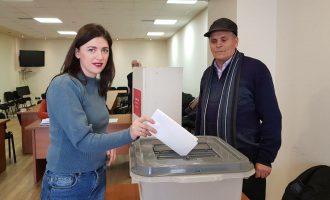 Haxhiu voton, thotë se nga Albini presin forcim të partisë