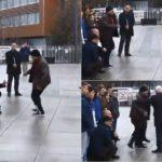 Qytetari që nuk u lejua të fotografohet me Haradinajn dhe bezdisi këshilltarin teksa vraponte