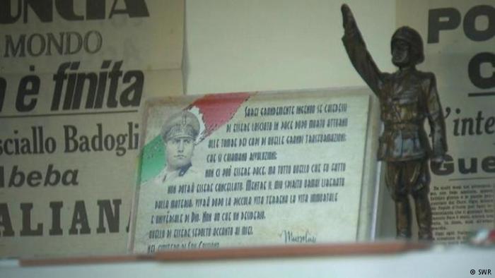 Italia dhe nderimi i fashizmit