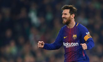 10 rekordet e mëdha të Leo Messit në sezonin 2017/18