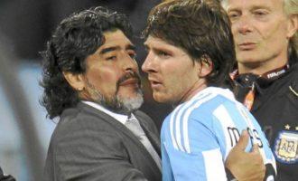 Cili është lojtari më i mirë sipas presidentit të Argjentinës – Messi apo Maradona
