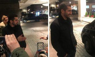 Mkhitaryan arrin në Londër, gati për transferimin te Arsenali