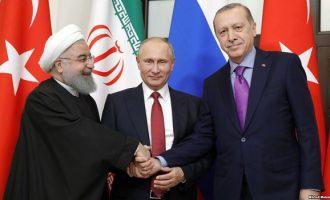 Edhe Irani kundështon planin amerikan për forcën kufitare në Siri