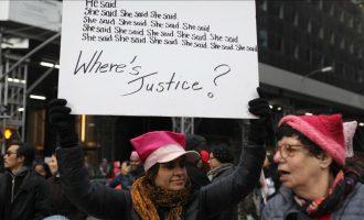 """ShBA mbahet """"Marshi i Grave"""" kundër politikave të Trumpit"""