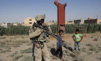 Siria akuzon SHBA për shkelje sovraniteti