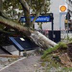 Nga stuhia në Evropë vdesin nëntë persona